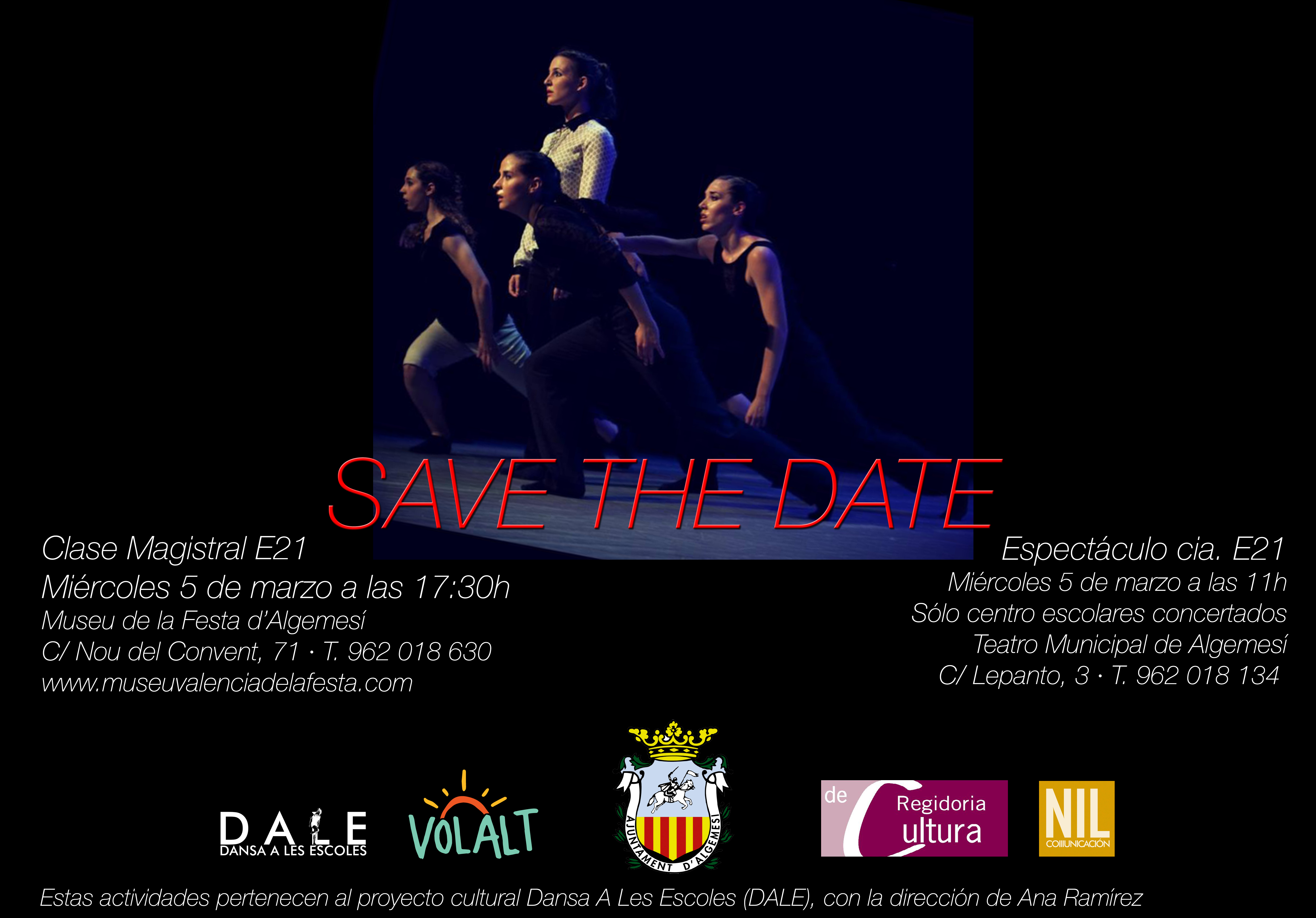 SAVE THE DATE - 2014