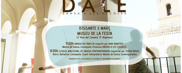 CARTELL DALE MUSEU 2016