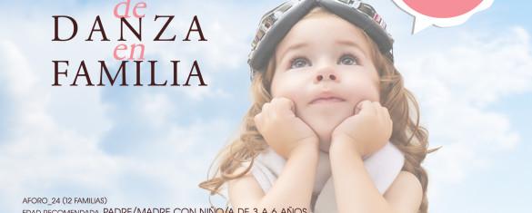 Flyer Ana DANZA EN FAMILIA RUZAFA LOVE KIDS 2018